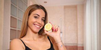 il limone per un sorriso brillante