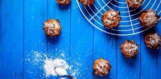 muffin verdello e cocco