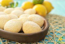 Cookies al limone