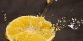 Proprietà disinfettanti limone
