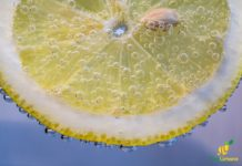 curare le afte con il limone