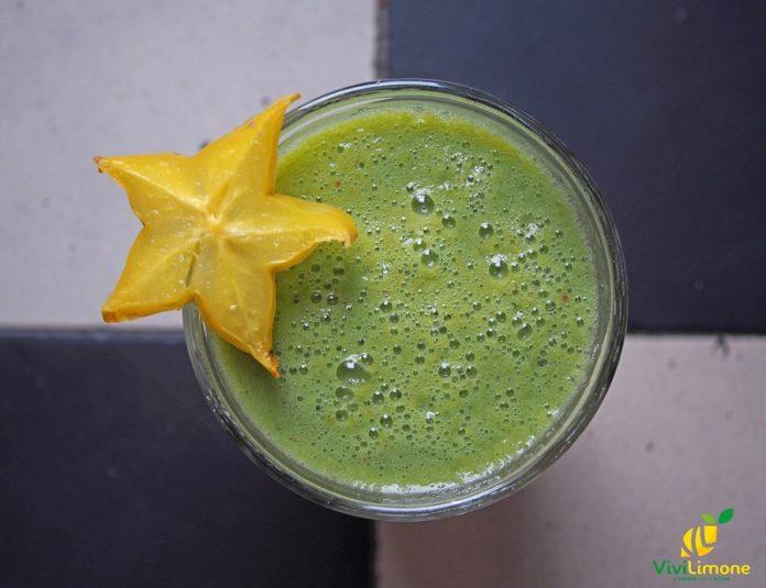 Bevanda vitaminica alla frutta