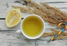Tisana limone e spezie